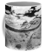 Hadrians Wall Coffee Mug by Simon Marsden