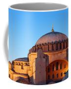 Hagia Sophia In Istanbul Coffee Mug