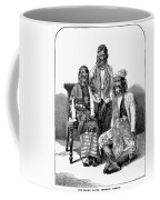 Hairy Faced Burmese Family Coffee Mug
