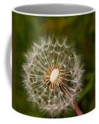 Half A Dandelion Coffee Mug