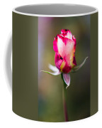 Half-a-rose Coffee Mug