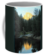 Half Dome Reflection Coffee Mug