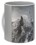Half Dome Tree Coffee Mug