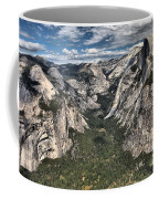 Half Dome Valley Coffee Mug