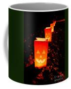 Halloween Paper Lanterns Coffee Mug