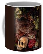 Halloween Still Life Coffee Mug by Joan  Minchak