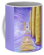 Halls Of Creation Coffee Mug