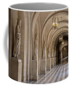 Hallway In Palace Of Versaille Coffee Mug