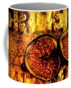Halved Fig Coffee Mug