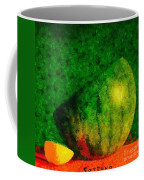 Halves Coffee Mug
