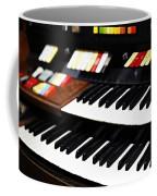 Hammond Electric Organ Coffee Mug