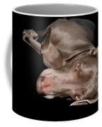 Hammy Weim Coffee Mug