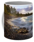 Hana Beach And Wave Coffee Mug