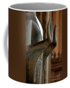 Hands Of Buddha Coffee Mug