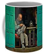 Handsewn With Care Coffee Mug