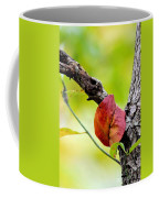 Hanging By A Limb Coffee Mug