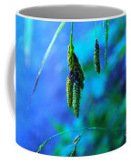 Hanging Green  Coffee Mug