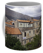 Hanging Out To Dry In Dubrovnik 1 Coffee Mug