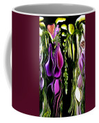 Hanging Vine From Photo Of Digitalis 1 Per Gimp Coffee Mug
