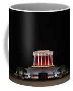 Hanoi Ho Chi Minh Mausoleum Coffee Mug