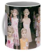 Hanoi Mannequins Coffee Mug