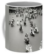 Hanoi Traffic Coffee Mug