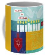 Hanukkah Miracles Coffee Mug