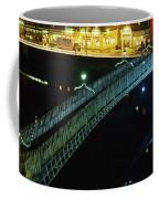 Hapenny Bridge, Dublin City, Co Dublin Coffee Mug
