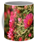 Happy Aster Coffee Mug