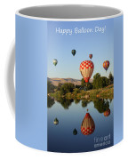 Happy Balloon Day Coffee Mug