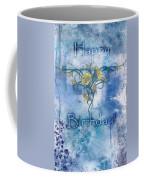 Happy Birthday - Card Design Coffee Mug