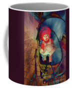 Happy Dolly Coffee Mug by Susanne Van Hulst
