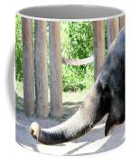 Happy Elephant Coffee Mug