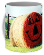Happy Fall Face Coffee Mug