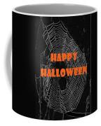 Happy Halloween Web  Coffee Mug