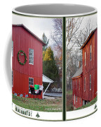 Happy Holidays - Gently Cross Your Eyes And Focus On The Middle Image Coffee Mug