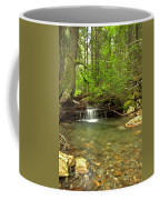 Happy Trail Falls Coffee Mug