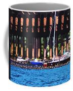 Harbor Docks Coffee Mug
