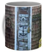 Harbor Sign Coffee Mug