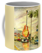 Hard Rock Cafe Las Vegas Coffee Mug