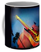 Hard Rock Guitar Coffee Mug