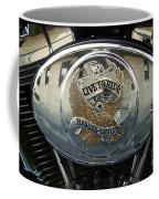 Harley Davidson Bike - Chrome Parts 44c Coffee Mug