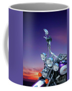 Harley Sunset Coffee Mug