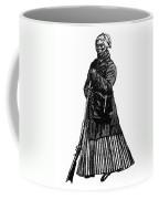 Harriet Tubman (c1823-1913) Coffee Mug by Granger