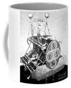 Harrisons First Marine Timekeeper Coffee Mug by Photo Researchers