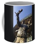 Harry Cary Sculpture Coffee Mug by Sven Brogren