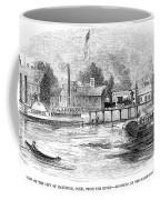 Hartford, 1853 Coffee Mug