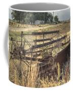 Harvester Sweep Wheel 1 Coffee Mug