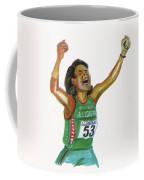 Hassiba Boulmerka Coffee Mug