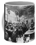 Hat Factory, C1900 Coffee Mug